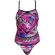 Funkita Strapped In One Piece Swimsuit Ladies Skull Swim
